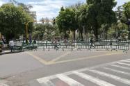 Parque Santander Cúcuta