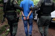 Presunto sicario de Medellín