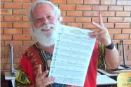 Jorge Luis Solano Vega, líder asesinado en el Catatumbo.