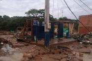 Viviendas Afectadas por invierno en Cúcuta