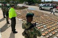 Autoridades Golpean el Narcotrafico en la Frontera