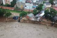 Lluvias generean emergencias en Cucuta