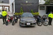 Autoridades recuperan vehiculos en Ocaña