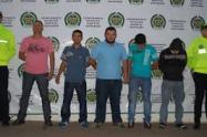 Capturados por la Policía en Norte de Santander