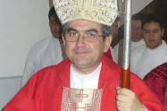 Monseñor Víctor Manuel Ochoa obispo de Cúcuta