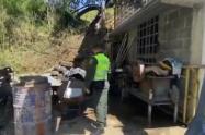 Un hombre falleció en explosión de una mina de piedra en Contratación (Santander)