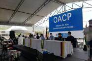 En Bucaramanga se hizo la instalación