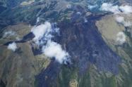 Controlan incendio forestal en el páramo de Santurbán