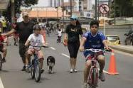 Regresa la recreovía a Bucaramanga