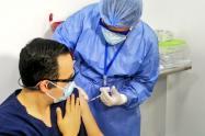 Llegarán a Santander 6 mil 887 vacunas contra la Covid-19