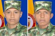 Soldados secuestrados en Norte de Santander