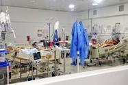 UCI en el Hospital Universitario de Santander