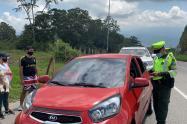 Movilidad aumentó en un 50% durante el festivo en el área metropolitana de Bucaramanga