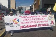 28 de abril protestas