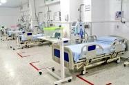 Con 14 nuevas camas de UCI, el Hospital Universitario de Santander enfrentará el tercer pico de la pandemia