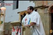 Sacerdote santanderano criticó la reforma tributaria
