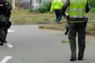 Dos Policías Heridos deja acción violenta en Tibú en Norte de Santander