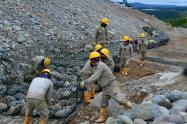 Reconstrucción de Mocoa luego de cuatro años del desastre en el 2017.