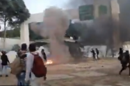 Disturbios Bucaramanga