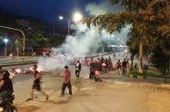 Finalizaron las marchas en Disturbios