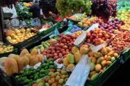 Frutas  de cenabasto en Cúcuta