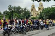Alcaldía de Cúcuta toma medidas frente a las marchas del paro