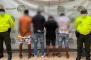 Más jóvenes que habrían participado en este hecho son buscados, informaron las autoridades.