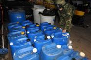 Golpe al procesamiento de drogas en Norte de Santander