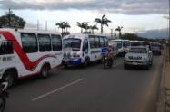 Transporte público en Cúcuta