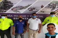 Cinco personas fueron capturadas en Cúcuta