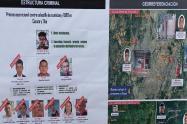 Capturados miembros de las Disidencias de las Farc
