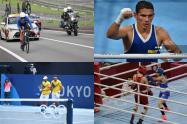 Juegos Olímpicos: Día 5 para Colombia