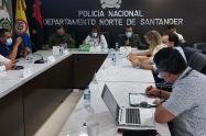 Consejo de Seguridad en Norte de Santander