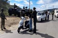 Autoridades en Cúcuta realizan operativos en conjunto