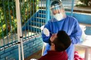Bucaramanga superó las 544 mil pruebas gratuitas de covid-19