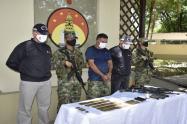En Durania autoridades capturan integrante del ELN