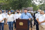 Consejo de Seguridad en Villa del Rosario