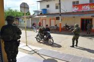 Refuerzan seguridad en Tibú