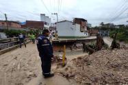 Varias afectaciones dejan las lluvias en Ocaña