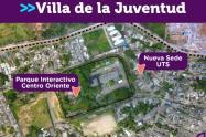 La cancha de tierra del barrio La Esperanza en Barrancabermeja, será transformada con recursos del Gobierno