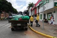 Recolección basuras