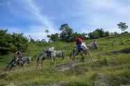 Habitantes en el Catatumbo