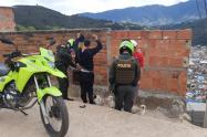 Operativos de la Policía en Norte de Santander