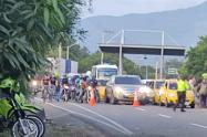 Atentado en Cúcuta contra Policía