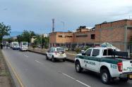 Atentado a Segundo Distrito Policía
