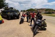 Operativos entre policía y ejército