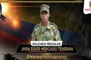 El ataque dejó un militar muerto y cuatro heridos
