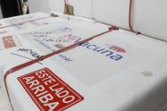 Vacunas Moderna en Santander