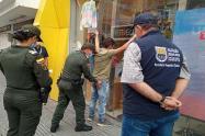 Policía realiza operativos en Cúcuta