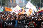 Marchas estudiantes / Protesta social / Esmad